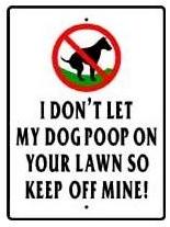 dog poop in noho