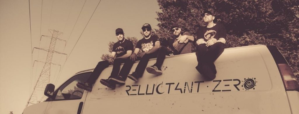 """Reluctant Zero """"Hurt No More"""" Single Release"""