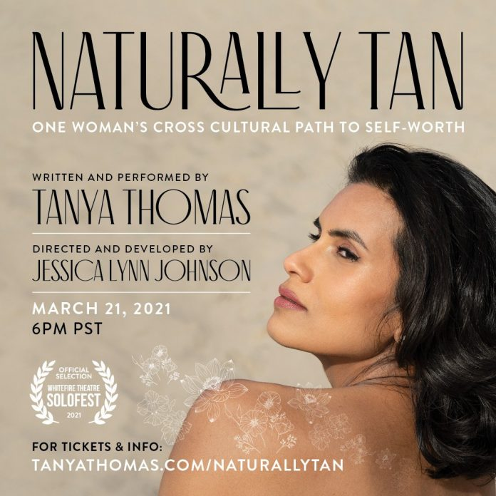 "Theater Reviews: ""Naturally Tan"" at Whitefire Theatre Solofest"