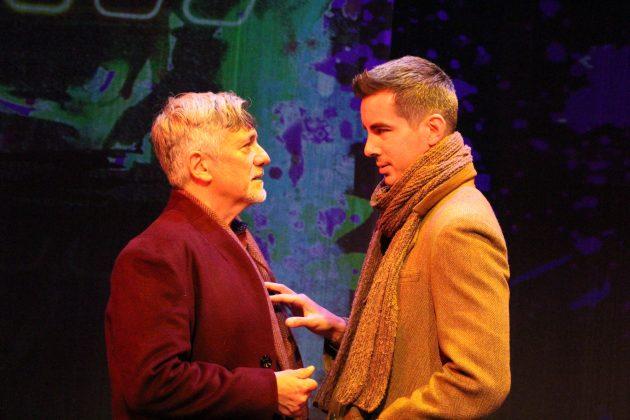 """REYKJAVÍK"" at The Road Theatre"