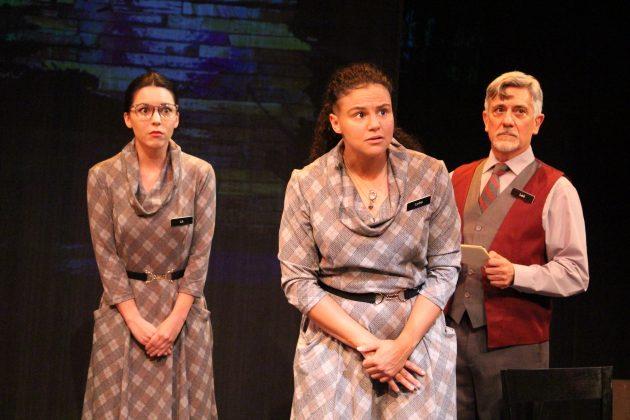 """REYKJAVÍK"" at The Road Theatre."