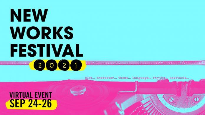 GMT New Works Festival 2021