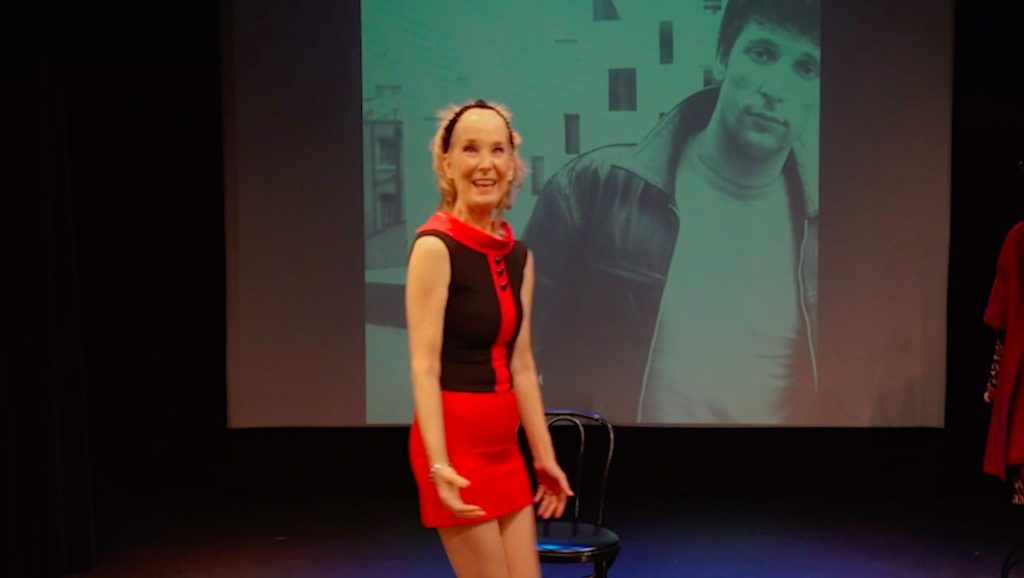 """""""Valentine"""" theater review at Whitefire Theatre Solofest"""