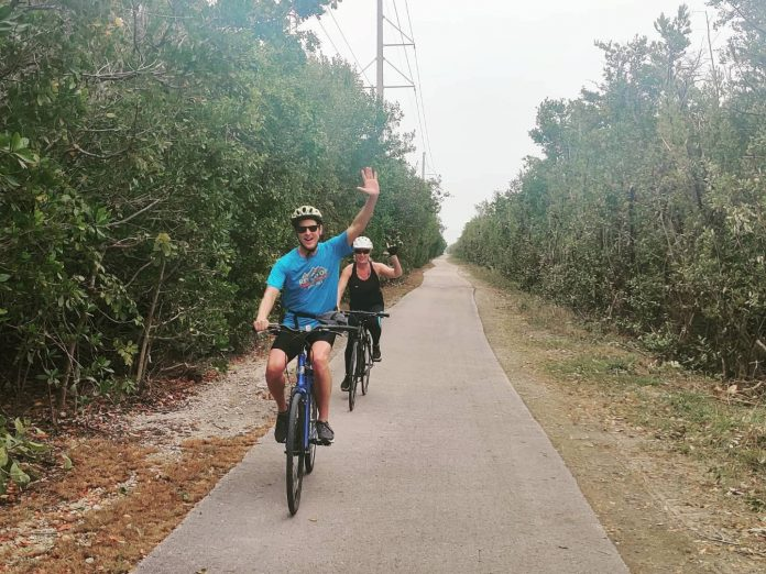 A Bicycle Journey through the Florida Keys