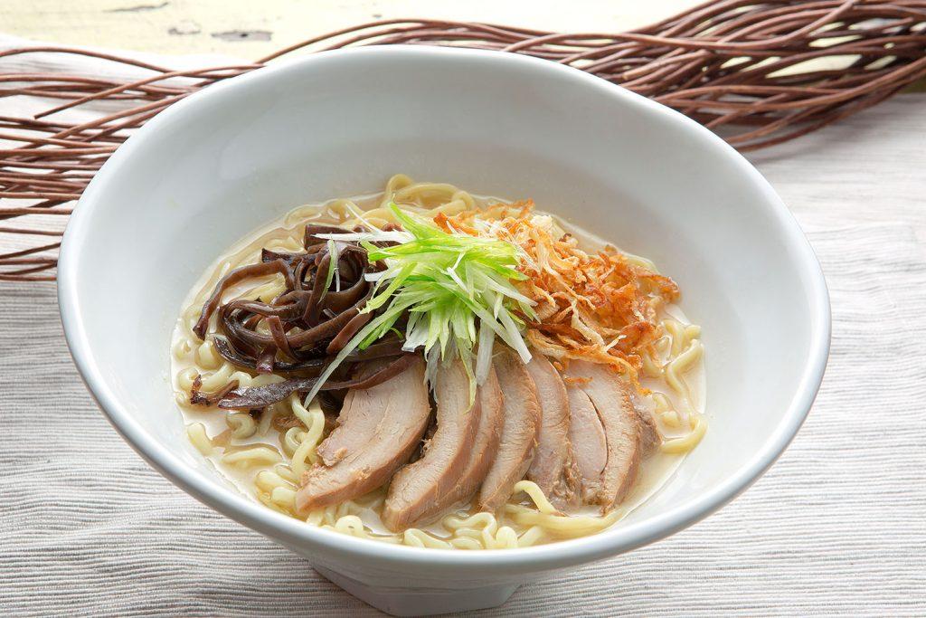 Chicken Ramen at Tamashii Ramen House in NoHo Arts District
