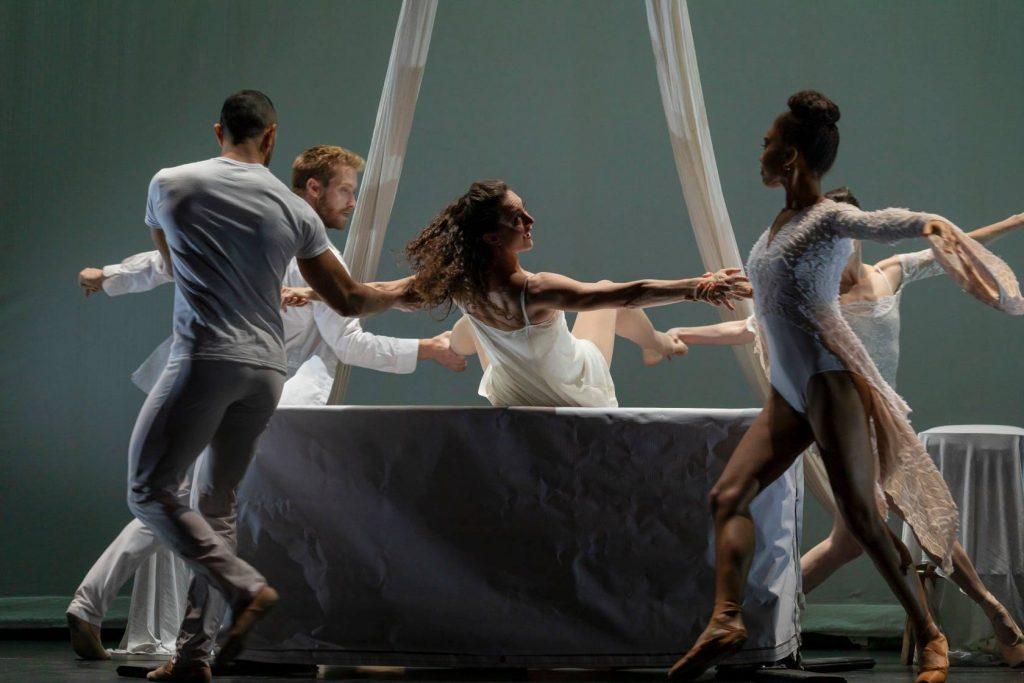 "Luminario Ballet presents ""L'Invalide"" a short dance film"