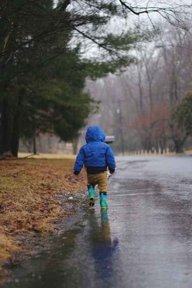 How to Dress a Child for Different Weather?