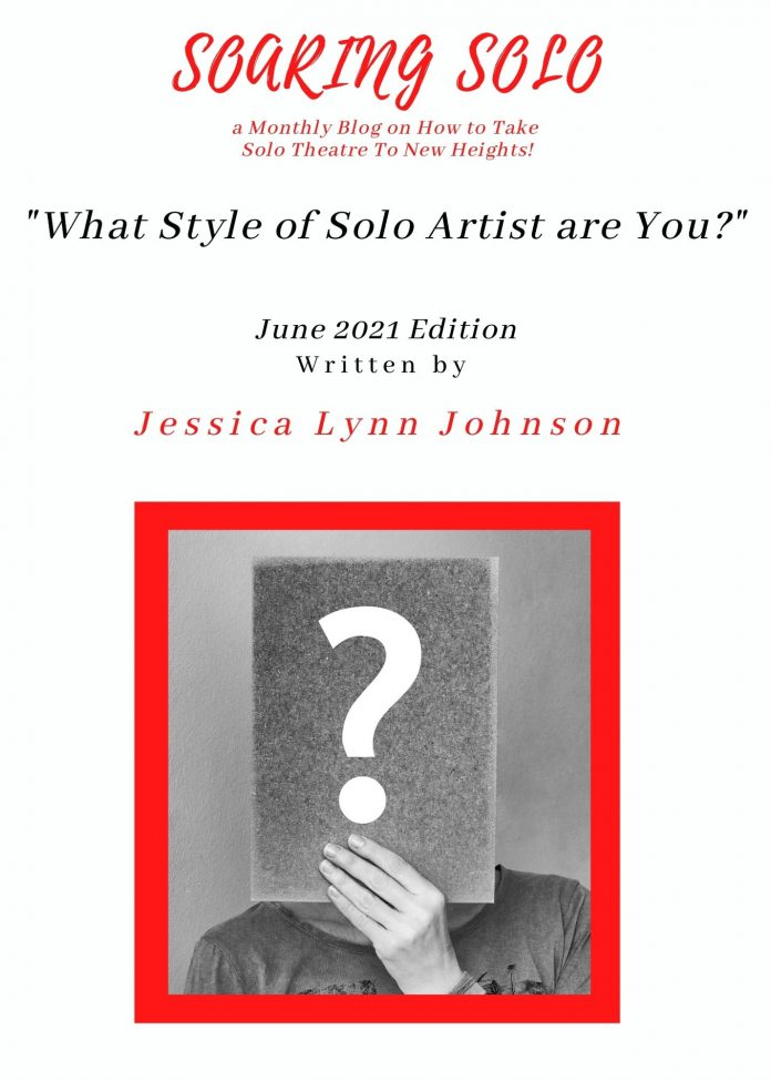 Watch the work of other solo artists.