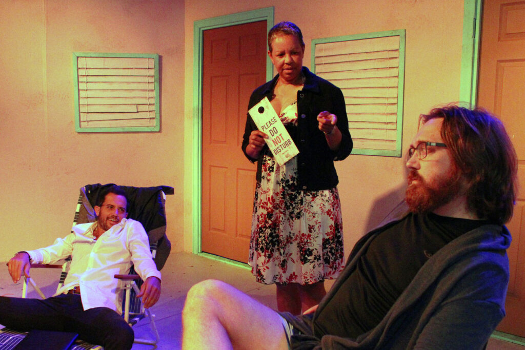 """The Group Rep's """"Motel 66"""" HEAD EAST review."""