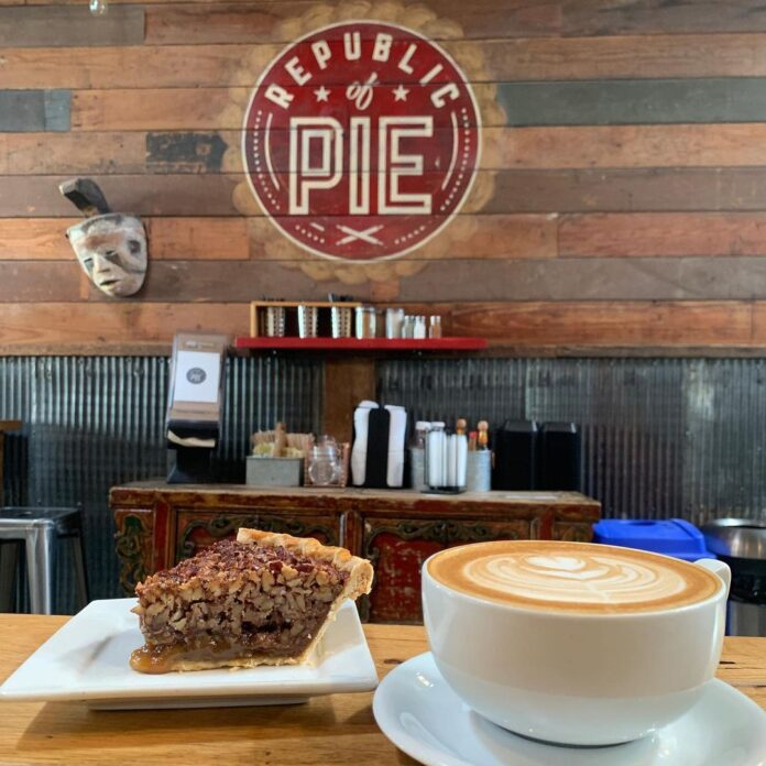 Republic of Pie Reopens June 25 with live music.