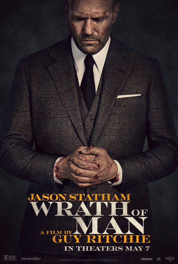 Movie Review - The Wrath of Man