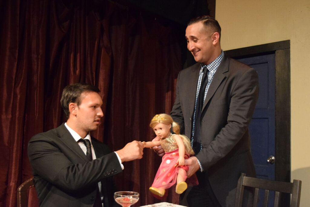 """A theater review of Write Act Repertory's """"Hello World."""""""