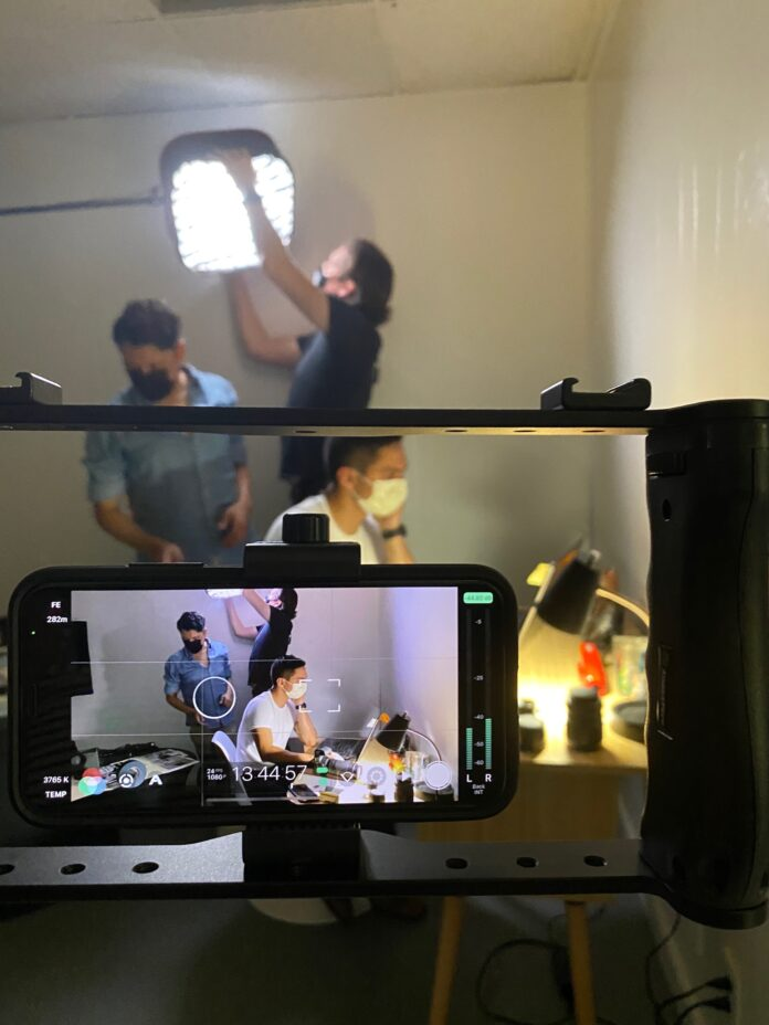 Micro Budget Filmmaking - Getting Back to Work