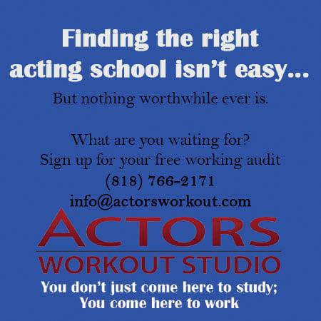 Actors Workout Studio