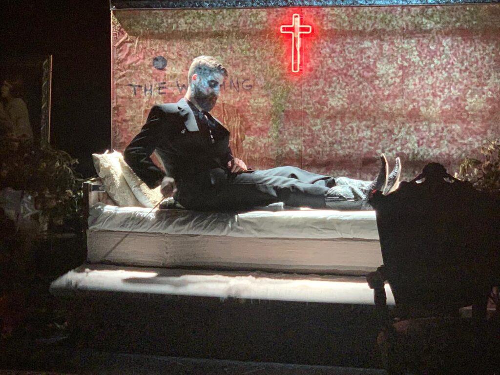 """The Wake of Dick Johnson"" at Hollywood Fringe Festival 2021"