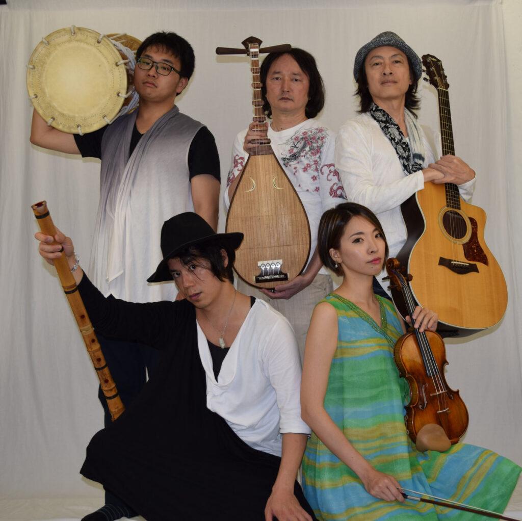 "Rock of Asia's ""Asian Anthology"""