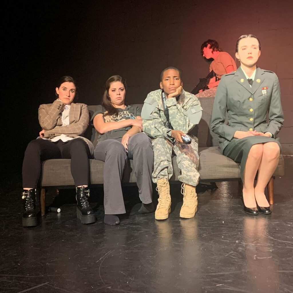 "Los Feliz Theatre Company ""Junk Girls"" at Hollywood Fringe Festival"