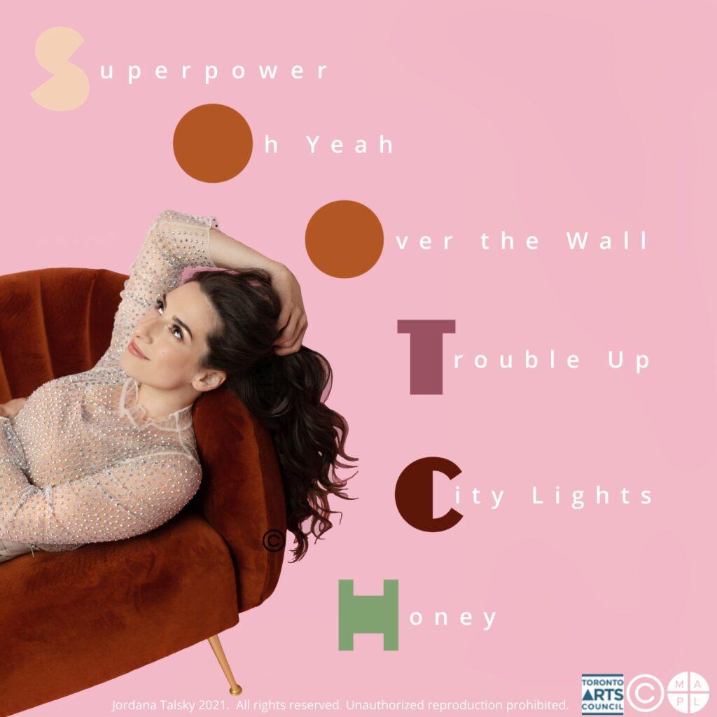 "Jordana Talsky ""Zahava"" EP Release"
