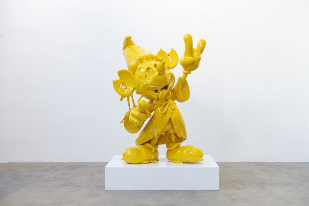 """Matt Gondek's """"RATS"""" at Avenue des Arts is on exhibit through September 11, 2021."""