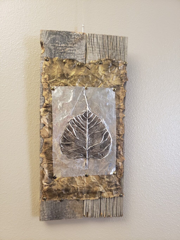 """Mind Frames"" exhibit by Caroline McElroy"