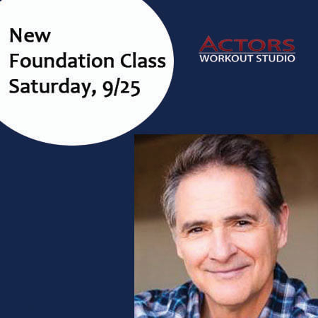 Actors Workout Studio's New Foundation Class with Fran Montano