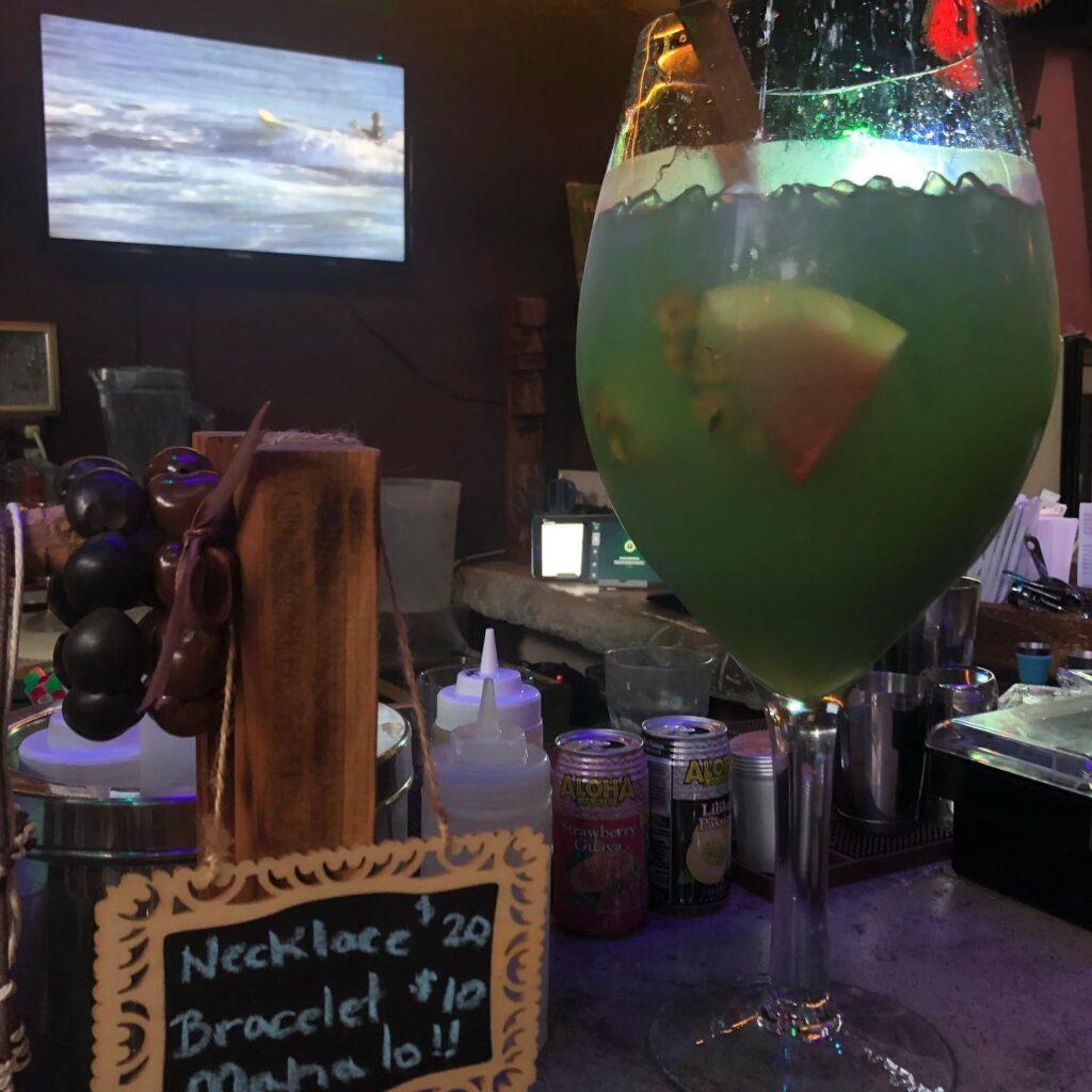 Kahuna Tiki's Hangover Brunch