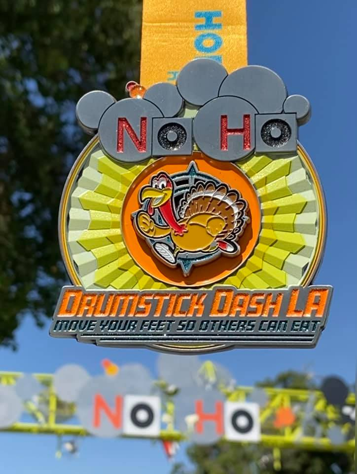 Drumstick Dash LA NoHo Arts District