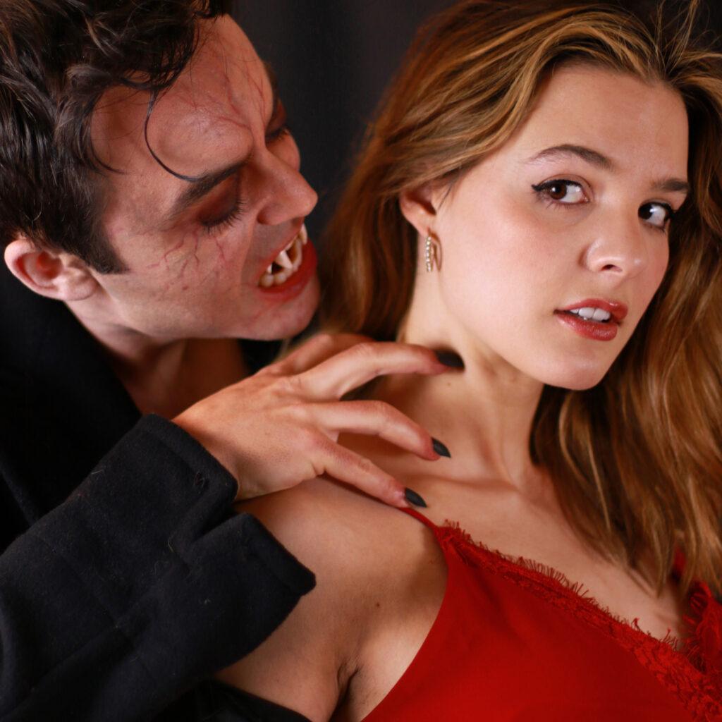 """The Vampire's Puppet"""